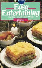 Pillsbury EASY ENTERTAINING Small Cookbook #71 Fun & Festive Menus 1986