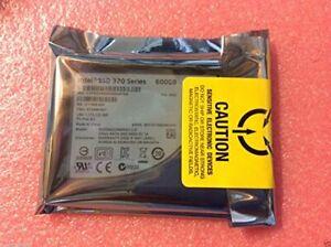 """Intel 320 Series SSDSA2CW600G3 600GB SSD 2.5"""" MLC SATA Internal Solid State D..."""