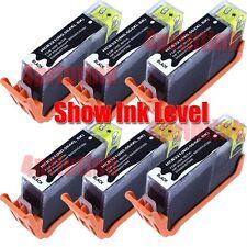 New 6 pack 564XL Black Ink for HP Photosmart C309 C309a C309g C310 C510 C510a