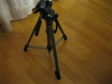 """MX1000 Tripod Extends 56"""" breaks down 22 1/2"""" Carrying Handle and Center Hook"""