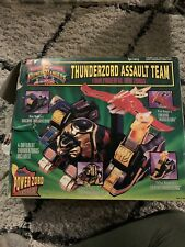 Mighty Morphin Power Rangers Thunderzord Assault Team