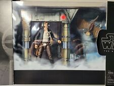 Star Wars Black Series 6? Han Solo & Mynock Exogorth Escape 2018 SDCC Exclusive