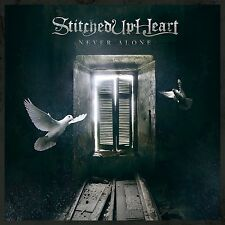 STITCHED UP HEART - NEVER ALONE   CD NEU