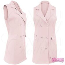 Unbranded Button Knee Length Coats & Jackets for Women