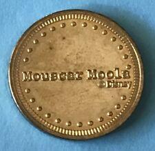 DISNEY CAST MEMBER EXCLUSIVE MICKEY MOUSCAR MOOLA DISNEYLAND TOKEN COIN RETIRED