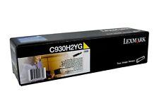 Original Lexmark Toner c930h2yg Yellow c935dn 935dtn c935 935hdn A-Ware