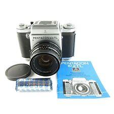 Works*** Pentacon six TL Kamera  mit Zeiss Biometar 2.8/80 + Anleitung + Film