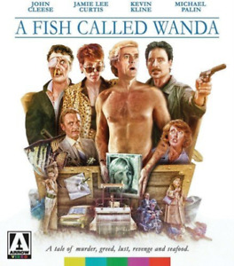 FISH CALLED WANDA (2PC)-FISH CALLED WANDA (2PC) (US IMPORT) Blu-Ray NEW
