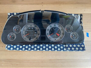 MASERATI 4200 Spyder INSTRUMENT CLUSTER GAUGE OEM 195980 Jaeger Edition 000002km