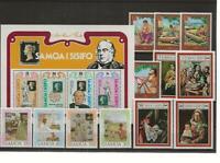 327783 / Australien Lot ** MNH Samoa