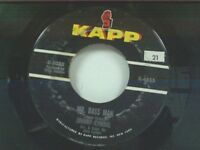 """JOHNNY CYMBAL """"MR BASS MAN / SACRED LOVERS VOW"""" 45"""