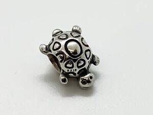 Genuine Pandora Sterling Silver 925 ALE Sea Turtle Charm