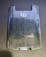 Blackberry Curve 8900 Javelin Battery Door Back Cover Black