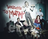 Halt and Catch Fire (TV) Cast 10x8 Photo