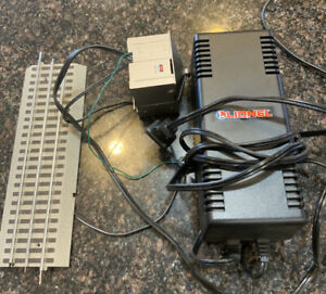 Lionel PH-1 Power House Toy Transformer w/track & station