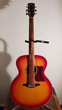 Vintage VJ100CSB 'Jumbo' Acoustic Guitar VJ 10 0C SB