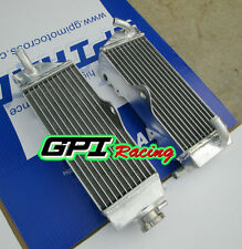 Aluminum alloy radiator YAMAHA YZ400F/YZ/YZF 400 F 1998-2000 4stroke 1999 98 99
