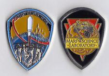 MARS SCIENCE LAB MSL CURIOSITY ATLAS V Launch ORIGINAL CHALLENGE COIN