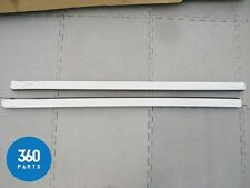 NEW GENUINE LAND ROVER ALL NEW DISCOVERY SPORT ROOF RAILS SILVER VPLCR0135
