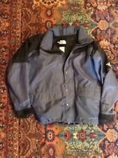 The North Face HydroSeal Jacket Full-Zip Size Mens Large Blue Black