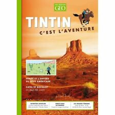 TINTIN c'est l'aventure N°4 (collection GEO)