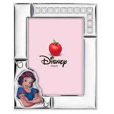 Cornice portafoto personalizzabile in Argento - Disney Biancaneve