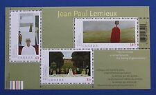 CANADA (#2068) 2004 Jean Paul Lemieux MNH souvenir sheet