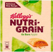 Kelloggs Nutri-Grain Breakfast Bars Apple 3x6x37g
