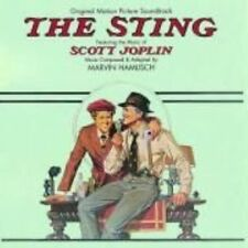 Marvin Hamlisch CD The Sting OST Soundtrack SIGILLATO 0008811183622