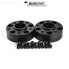 2x 2'' Forged Hubcentric Wheel Spacers Adapters 5x130 for Porsche 911,918,944
