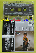 MC TINA TURNER Private dancer 1984 italy CAPITOL 64 2401524 no cd lp dvd vhs
