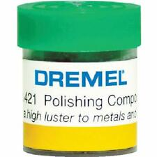 Dremel Power Rotary Tool Parts & Accessories 421 Polishing Compound Home