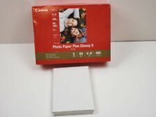 "Canon Photo Paper Plus Glossy II 4"" x 6"" 350 Sheets"