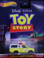 Hot wheels Premium Pizza Planet Truck 2020 FYP65-4B11 Toy Story Disney Pixar