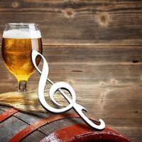 Music Note Bottle Opener Stainless Steel Beer Opener Bar Tools Kitchen