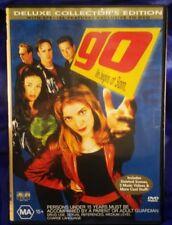 GO DVD - Life Begins At 3AM - Katie Holmes, Region 4 Aust.