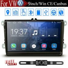 "For VW Volkswagen Jetta Passat EOS Car GPS Stereo No-DVD Navi Radio 9"" HD Screen"