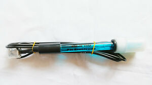 Weipro PH probe electrode BNC socket 1.5 meters cable, high accuracy, meter NIB