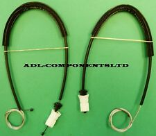 RENAULT SCENIC MK1 Window Regulator Repair Cable Front Left or Right 1999-2003