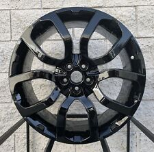 """20"""" Land Rover Wheels for Discovery Sport Evoque Velar Aftermarket Glossy Black"""