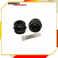 Energy Suspension 5.5170G Sway Bar Bushing Set Black Front 27mm Polyurethane