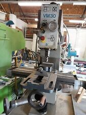 Boxford VM30 Milling machine 3 phase