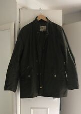 Barbour Waxed Powell jacket Size large