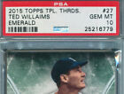 What's Hot in 2015 Topps Triple Threads Baseball? 38
