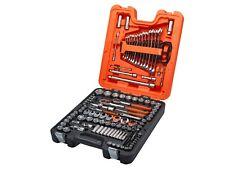 Bahco S138 1/4in 3/8in & 1/2in Socket Set of 138 Piece XMS19SSMIX