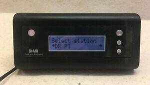 Aargon DAB Radio Adaptor For Amplifier Audio Equipment HIFI Sets Good Condition