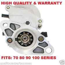 Starter Motor FITS Toyota Landcruiser 70 80 100 series 1FZ 1FZ-FE 4.5l NEW