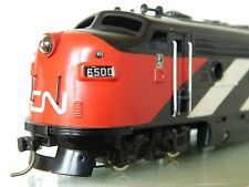 Tenshodo Brass EMD F9 Diesel Loco Canadian National No 131/132 A Powered B Dummy