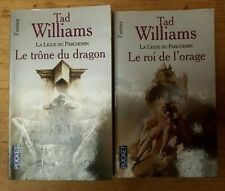TAD WILLIAMS LA LIGUE DU PARCHEMIN 1/2 Pocket Fantasy