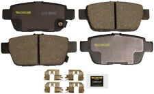 Disc Brake Pad Set-Total Solution Ceramic Brake Pads Rear Monroe CX1103